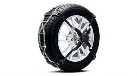 Centrax snow chains
